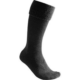 Woolpower 600 Calcetines de corte alto, black
